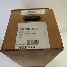 Grundfos 576tck50 50ft Tefzel 122 Motor Lead With Ground Nos In Box