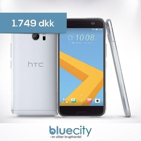 HTC HTC 10 32GB Glacier Silver, HTC 10 32GB Glacier Silver