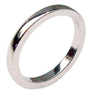 7842caf2116c Anillos boda Bandas de oro blanco 18 kt. o per 25° aniversario 2 ...