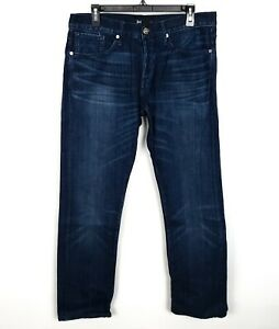 3x1-Jeans-M3SL10-Woodlands-Deep-Indigo-Selvage-Denim-Made-in-USA-33x30