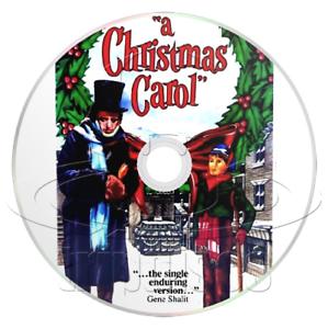 A Christmas Carol (aka. Scrooge) (1951) Alastair Sim Fantasy Movie / Film on DVD | eBay