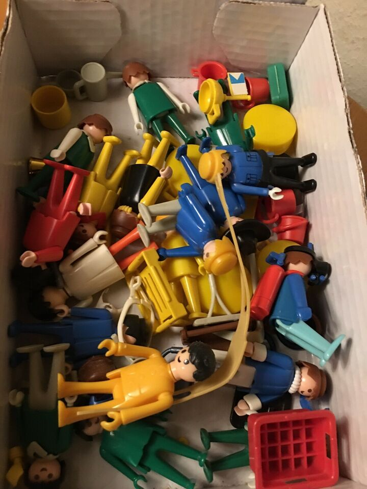 Playmobil, Playmobil