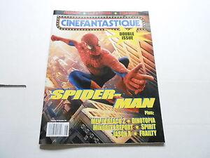 JUNE-2002-CINEFANTASTIQUE-movie-magazine-UNREAD-SPIDERMAN
