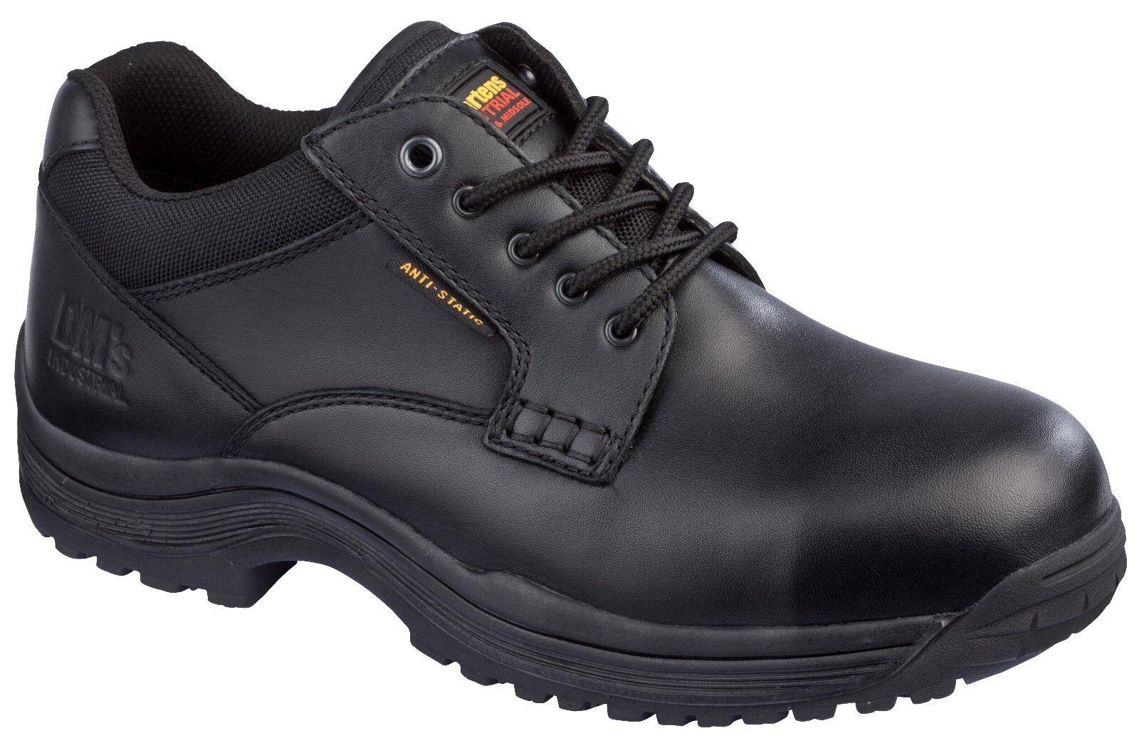Dr. Martens Arbeitsschuh, Work12 , Leder Schuh, black, S3