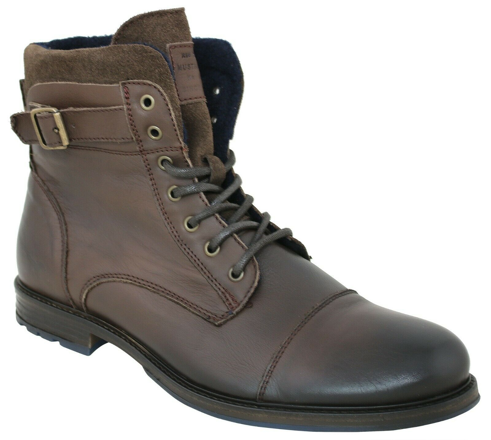 Mustang Hommes A Lacets-bottes bottes 4890-505-32