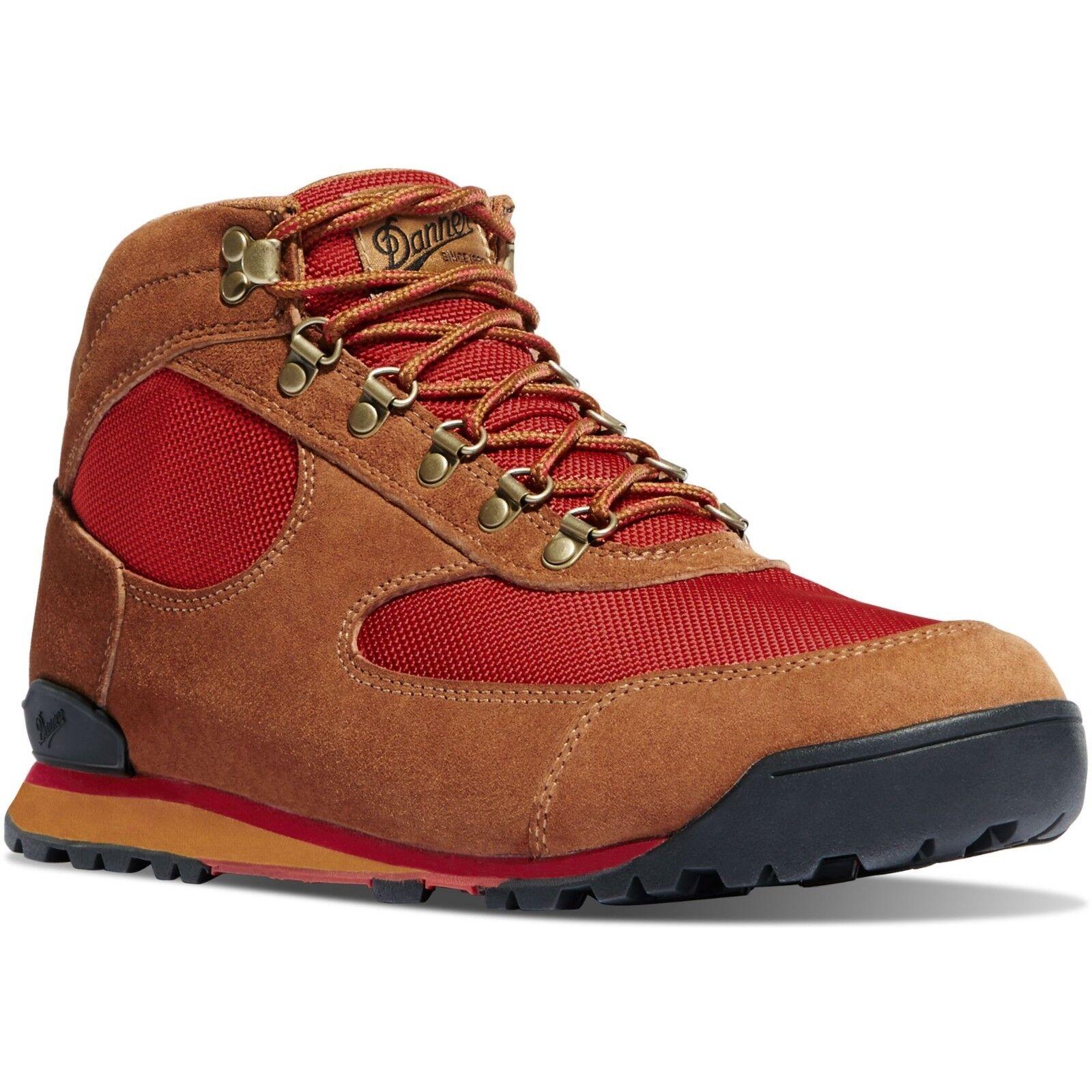 Danner mujeres 37357 37357 37357 Jag Monk's Robe Bossa nova Marrón Rojo Trail Senderismo Zapatos botas  aquí tiene la última