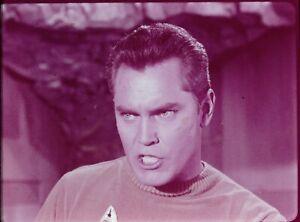 Star-Trek-TOS-35mm-Film-Clip-Slide-The-Cage-Captain-Pike-Jeffery-Hunter-1-0-16