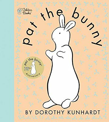 Pat the Bunny (Touch and Feel Book) (Plastic Comb )