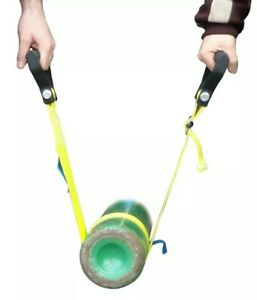 Lift-Mate-Manual-Handling-Aid-Lifting-Strap-with-Double-Handle-MHAD100