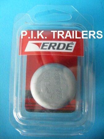 Genuine 35mm Replacement Hub Dust Cap for Erde /& Daxara 107 122 127 137 Trailer