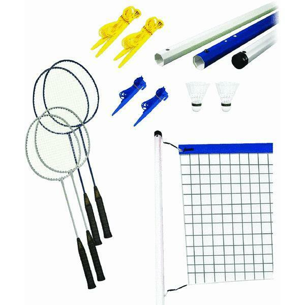 Badminton Juego Franklin Sports 13075 de Set Completo horas de 13075 Funs 6pk e1d532
