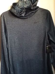 Details about AUTHENTIC NIKE ELITE DRI FIT PULLOVER BASKETBALL HOODED TOP 829352 392