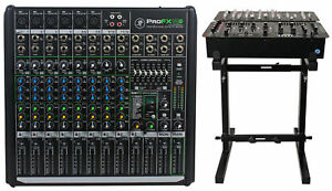 Mackie-PROFX12v2-Pro-12-Channel-Compact-Mixer-w-Effects-and-USB-PROFX12-V2-Stand