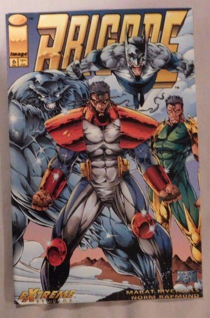 Brigade #6 (Dec 1993, Image)