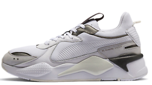 PUMA RS-X TROPHY White Bronze Limited edition 369451-02 Mens running size 8-13