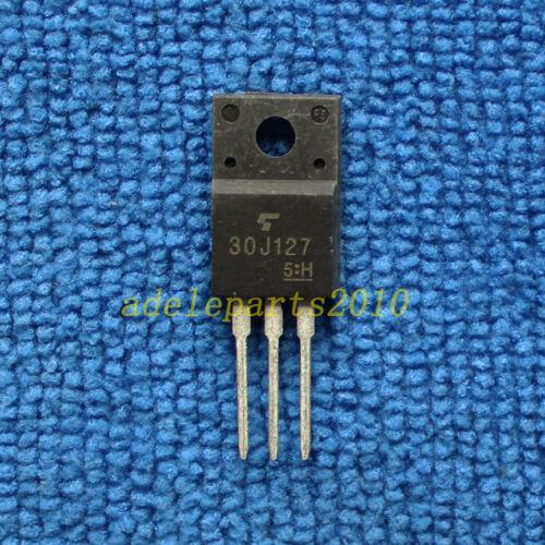 10pcs 30J127 GT30J127 Silicon N Channel IGBT