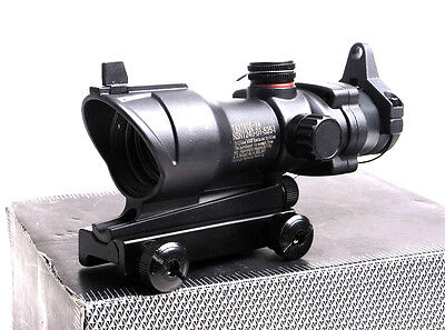 Red/Green Dot Optic Scope Sight 20mm/11mm Picatinny Rail Mount Hunting