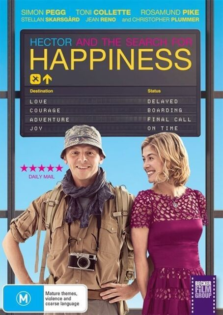 Hector And The Search For Happiness DVD Very Good Region 4
