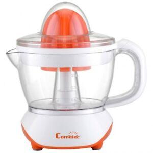 Exprimidor-Electrico-de-Naranjas-Citricos-Zumo-Comelec-EX1007-40W-0-7L