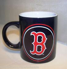 1 Boston Red Sox MLB Team logo 14 oz. Mug Coffee Cup - warm up style