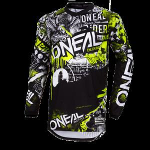 ONeal Element Attack MX Mens Motocross Jerseys