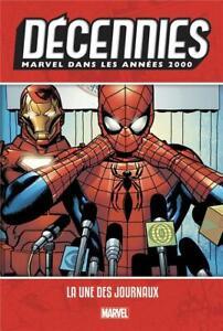 COMICS DECENNIES MARVEL DANS LES ANNEES 2000 > INTEGRALE / MARVEL 80 ANS, PANINI