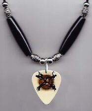 Extreme Saudades de Rock Guitar Pick Necklace