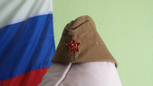 60  UDSSR Russland пилотка Soldat Feldmütze Gr