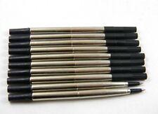 Parker Pen Rollerball Refill Black x 5