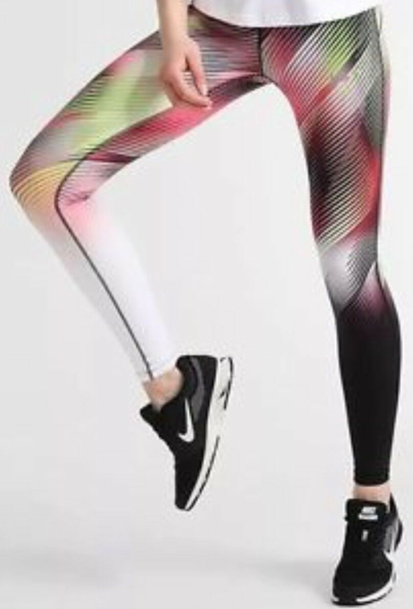 NIKE POWER EPIC LUX WOMEN'S RUNNING  TIGHTS LEGGING GYM TRAINING 852475-010 XS  after-sale protection