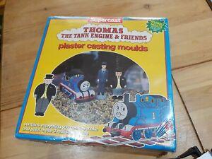Thomas la locomotive et ses amis moulage en plâtre Bnip Vintage Rare
