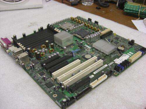 Dell 0my171 my171 Rev A01 motherboard w// slagd 1.8GHz cpu for precision 690