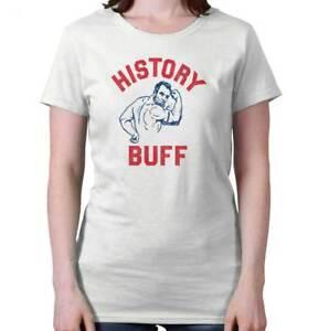History Buff Abraham Lincoln Funny Sarcastic Long Sleeve Tees Shirts T-Shirts