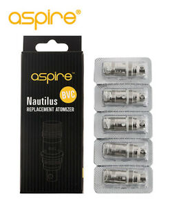 Replacement-Aspire-Nautilus-BVC-Coils-Pack-Of-5-Coil-Resistance-Filter