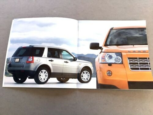 2006 Land Rover LR2 Original Factory Media Kit Sales Brochure Catalog 2007