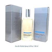 Driven Aromatic Spices Derek Jeter Men For Avon 3.4 Oz Eau De Toilette Spray
