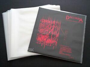 100-Fundas-Exteriores-Galga-400-Para-Discos-De-Vinilo-LP-12-034-Maxi
