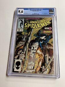 Amazing-Spider-man-294-Cgc-9-6-White-Pages-Last-Hunt