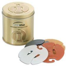 SOCKSTAR SOCKENKLAMMERN 20 Stück in 4 Farben in der Gold Edition Präsentdose