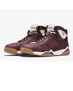 designer fashion 57e59 d09c3 Details about AIR JORDAN 7 Retro C&C CIGAR CHAMPIONSHIP PACK TEAM RED GOLD  Sz 9 725093 630