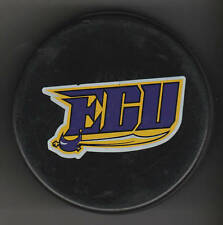 East carolina University Pirates NCAA Hockey Game Puck ECU Sabre Pepsi Sea Grant