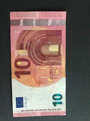 10 EURO bill EUROPE