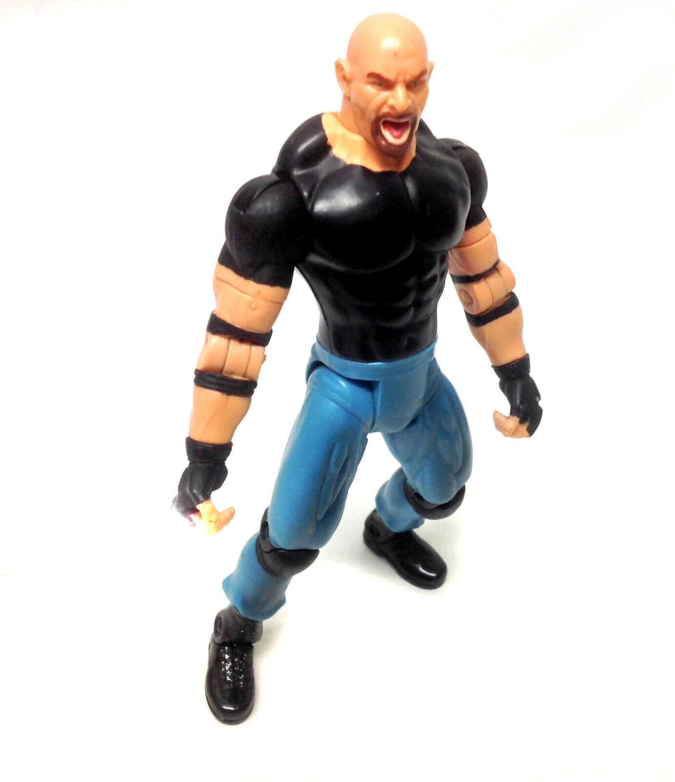 Wir wrestling - legende Goldberg superstar spielzeug - action - figur - freien britische post