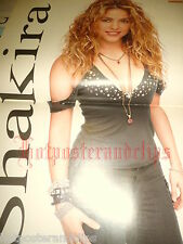 German Shakira  Poster  wow in sexy Outfit ( hot girl singer  )