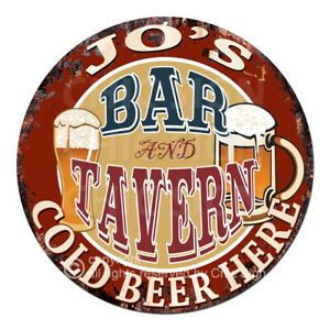 CWBT0250-JO-039-S-BAR-N-TAVERN-Tin-Sign-Mother-039-s-Day-Christmas-Gift-Ideas-For-Woman