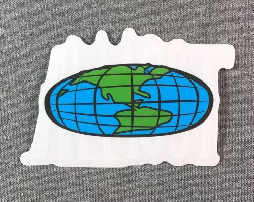 Almost x Hanna-Barbera Globe Skateboard Sticker 4.25in