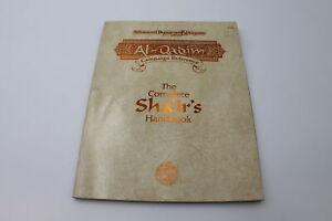 AD&D: The Complete Sha'ir's Handbook (U-B7S3 287549)
