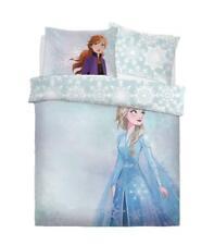 120 x 150 cm Set di Biancheria da Letto e Federa per Bambini Disney Frozen Motivo: Anna e Elsa