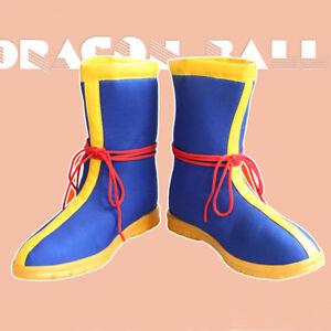 Dragonball Z DBZ Son Goku Cosplay Shoes