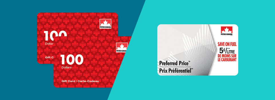 Buy Now - Petro-Canada Gift Card + Fuel Savings